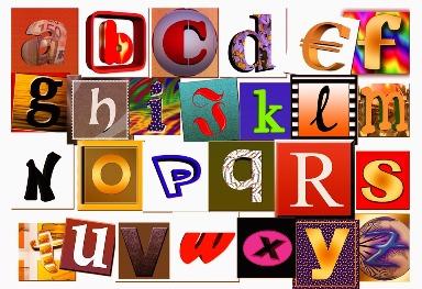 азбука немски