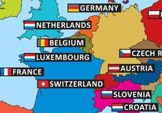 немски език в Европа