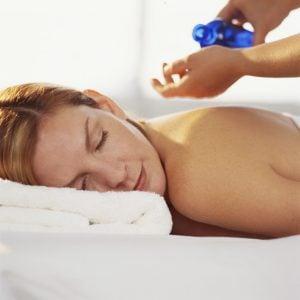 Въздействието на масажа